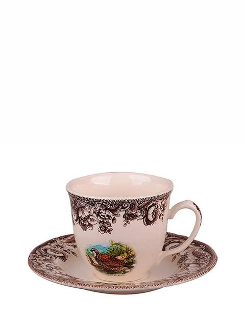 Набір чайний (2 предмета) Claytan 4530321