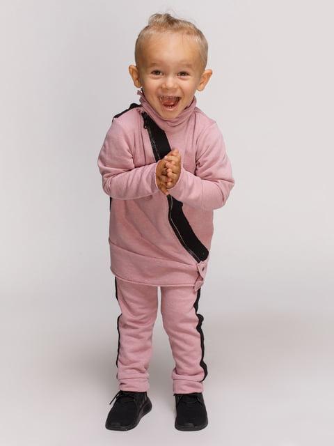 Штани бузкові Loca Kids 4507129