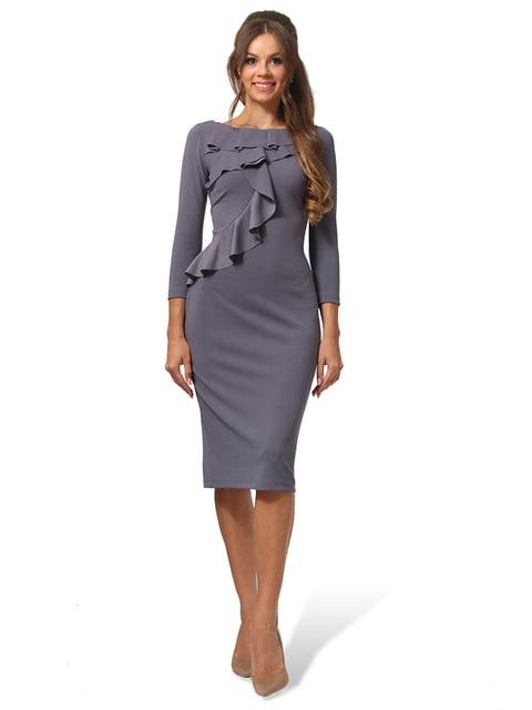 Платье графитового цвета Lada Lucci 4535703