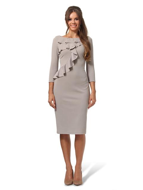 Платье серое Lada Lucci 4535708