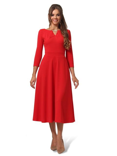 Платье красное Lada Lucci 4535716
