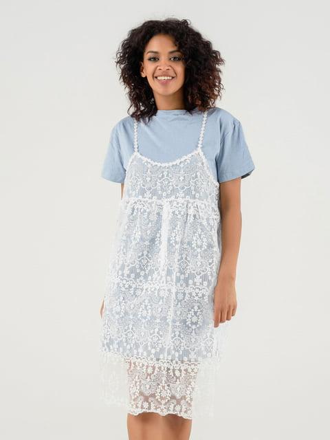 Сукня блакитна Magnet 4272123
