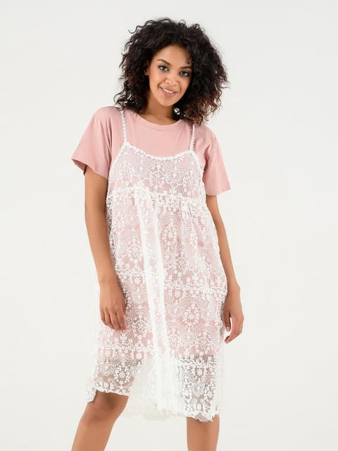 Платье розовое Magnet 4272124