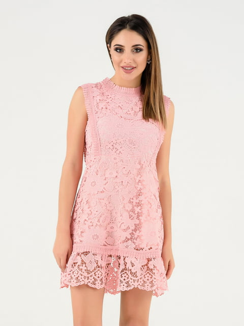 Сукня рожева Magnet 4272130