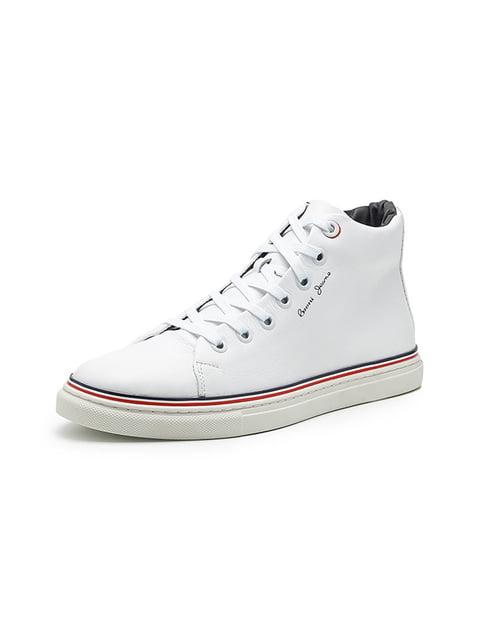 Ботинки белые Broni 4537928