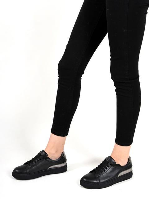 Кросівки чорні SAPIN 4537314