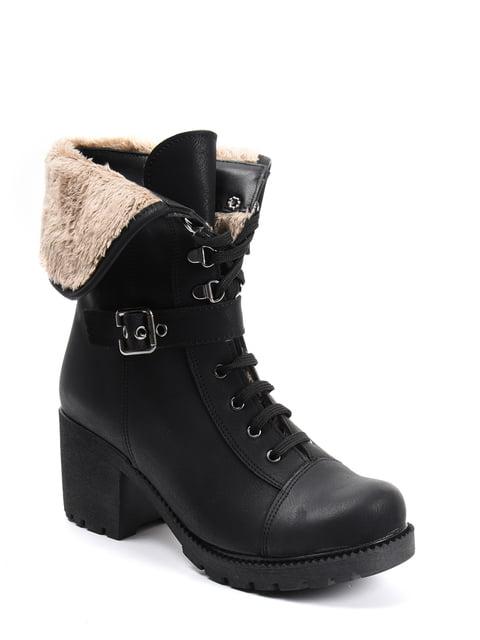 Ботинки черные SAPIN 4537583