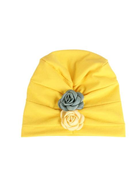 Шапка желтая Top Baby 4538503