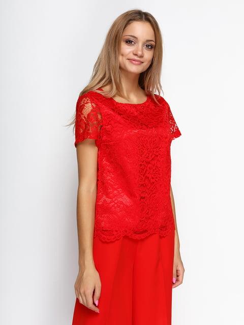 Блуза красная Zubrytskaya 4534736
