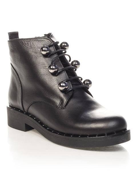 Ботинки черные La Pinta 4532517