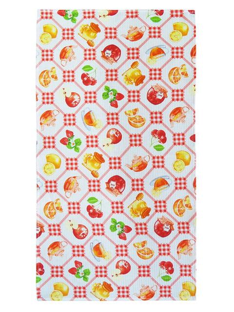 Полотенце кухонное вафельное (40х75 см) Elines 4535806