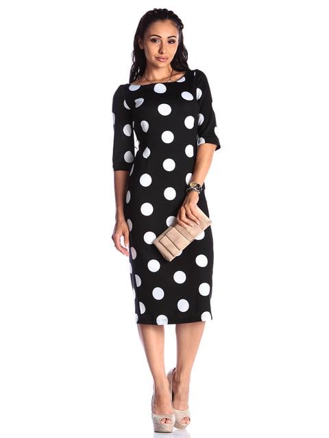 Сукня в горох Laura Bettini 4538814