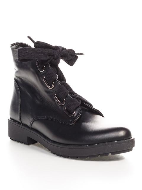Ботинки черные Franzini 4518975