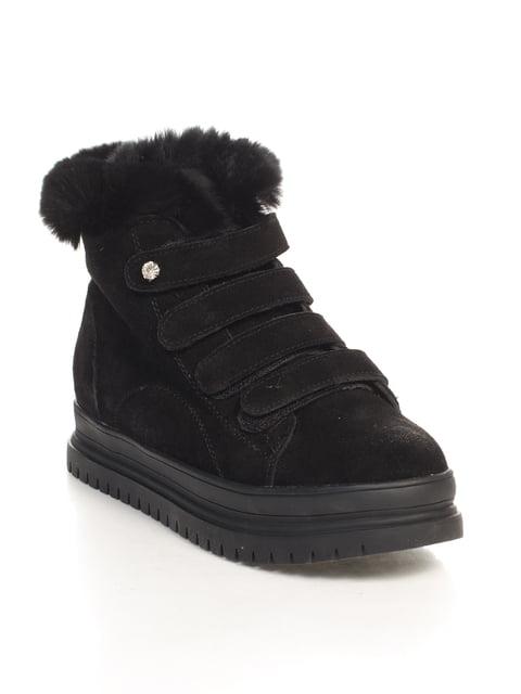 Ботинки черные Blizzarini 4540549