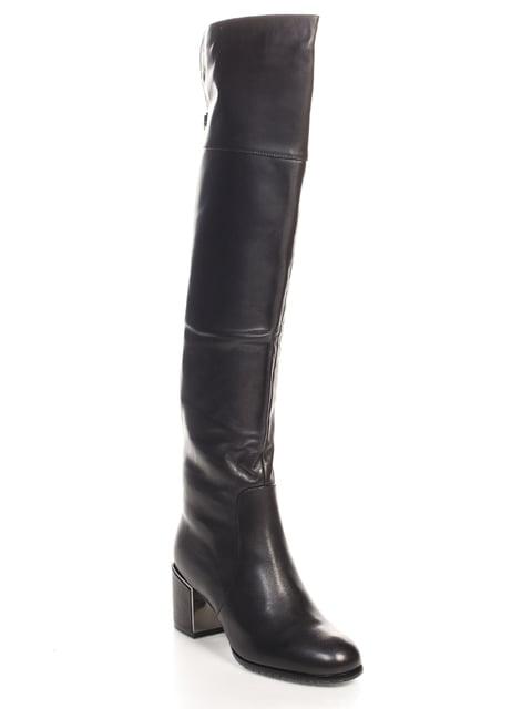 Сапоги черные Blizzarini 4540596