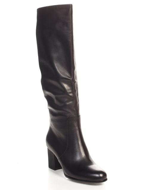 Сапоги черные Blizzarini 4540575