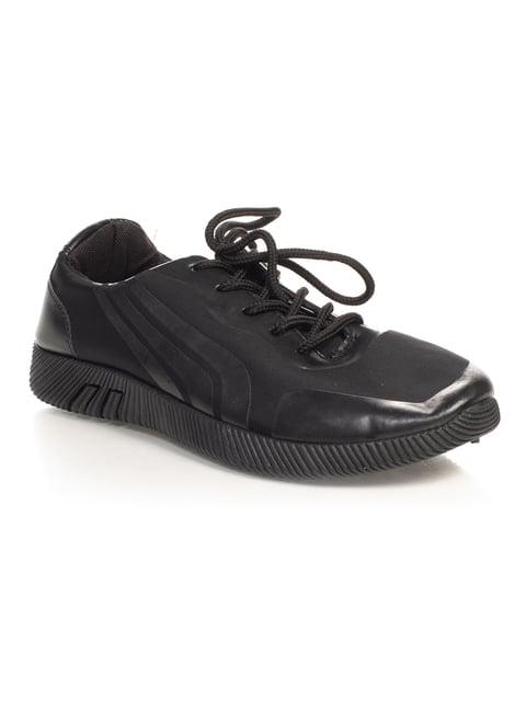 Кроссовки черные YZ 4466269