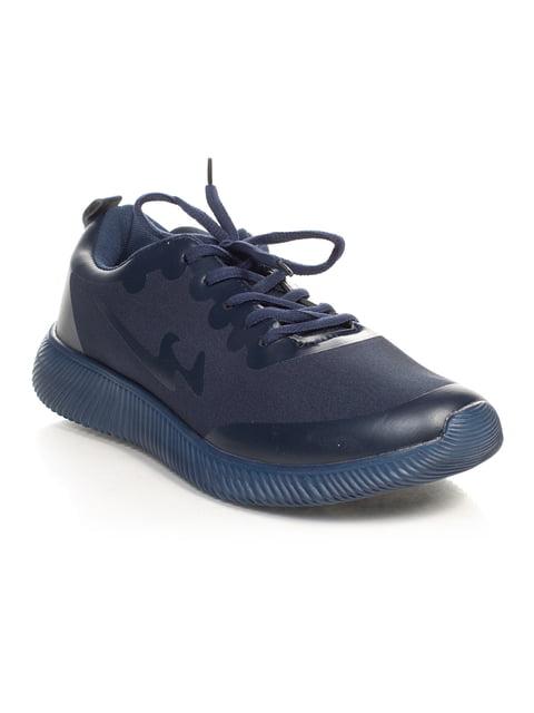 Кроссовки синие YZ 4484791