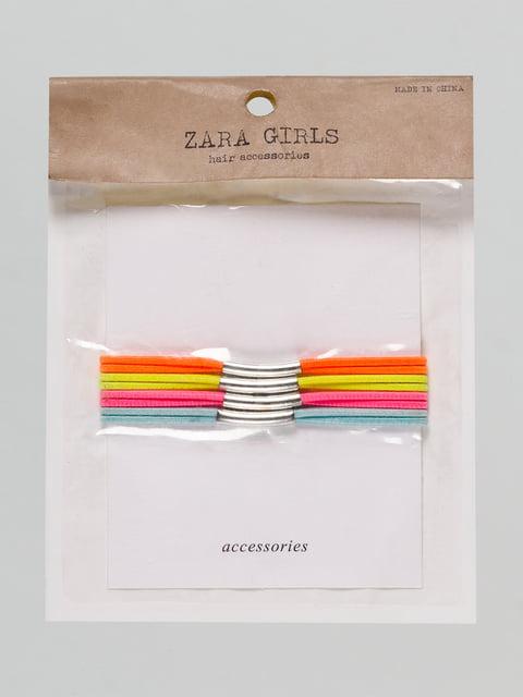 Набір резинок для волосся Zara Kids 4510042