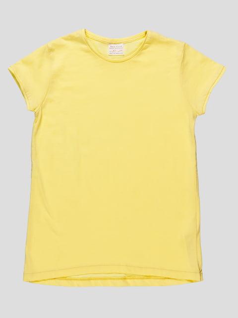 Футболка жовта Zara Kids 4506854