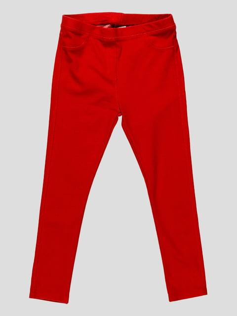 Штани червоні Zara Kids 4507549