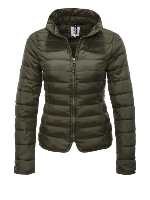 Куртка кольору хакі Only 4547935