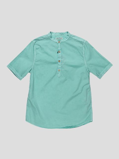 Сорочка м'ятного кольору Zara Kids 4506442