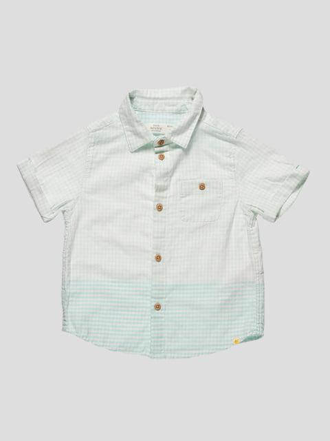 Сорочка світло-зелена Zara Kids 4520413
