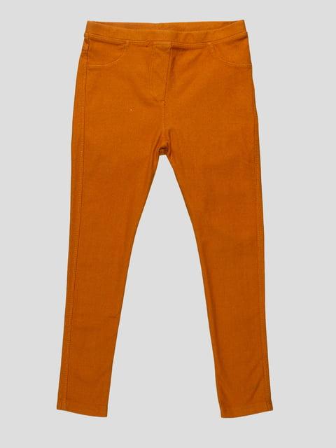 Штани рудого кольору Zara Kids 4506452