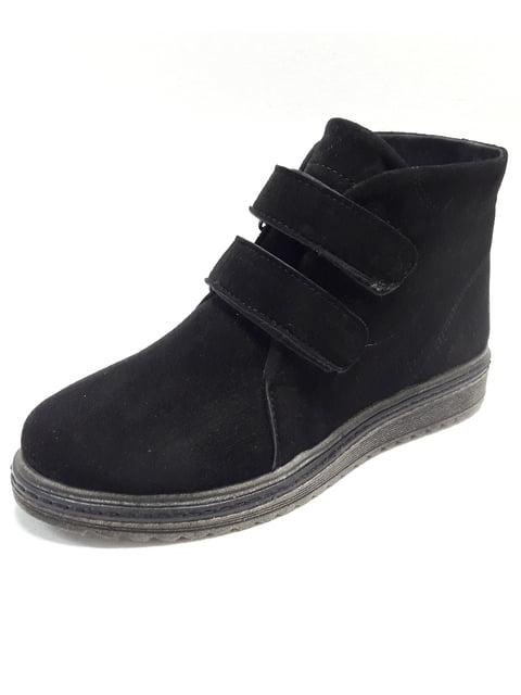 Ботинки черные Tops 4549285