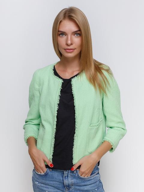 Жакет салатовий Zara 4525563