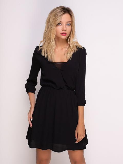 Платье черное Bershka 4506034