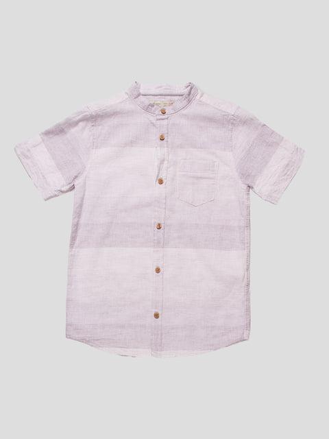 Рубашка бежевая Zara Kids 4510048