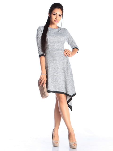 Сукня сіра Laura Bettini 4549301
