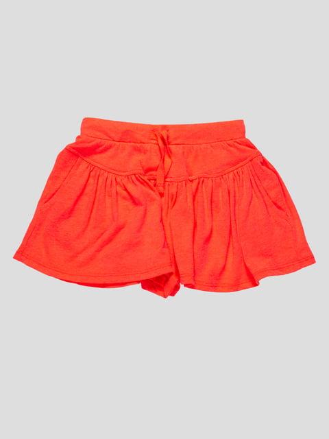 Шорти яскраво-коралові Zara 4520304