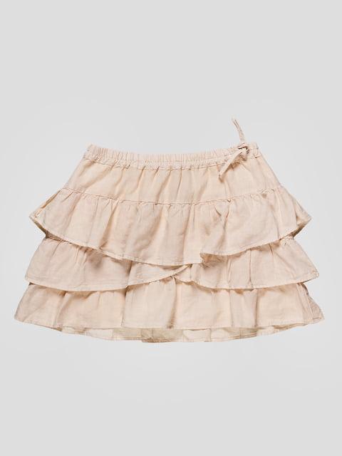 Юбка бежевая Zara Kids 4507700