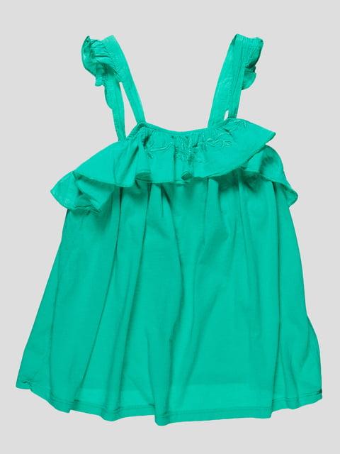 Майка зелена Zara Kids 4516977