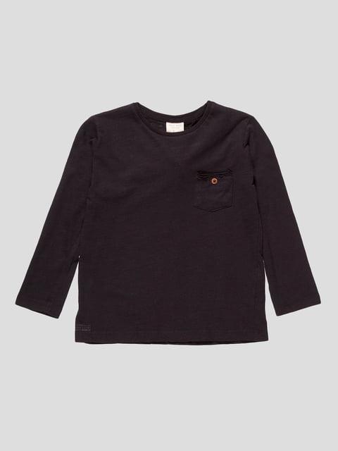 Лонгслів чорний Zara Kids 4507530