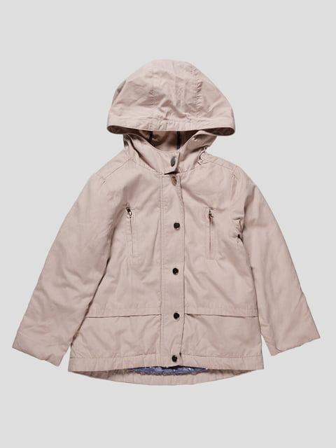 Куртка бежевая Zara Kids 4511237