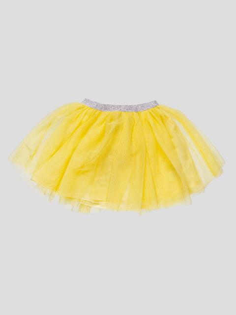 Спідниця жовта Zara Kids 4511249