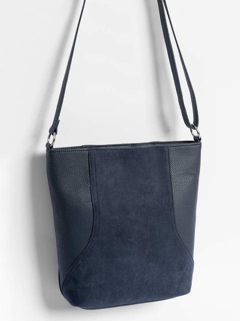 Сумка синяя Orsay 4554767