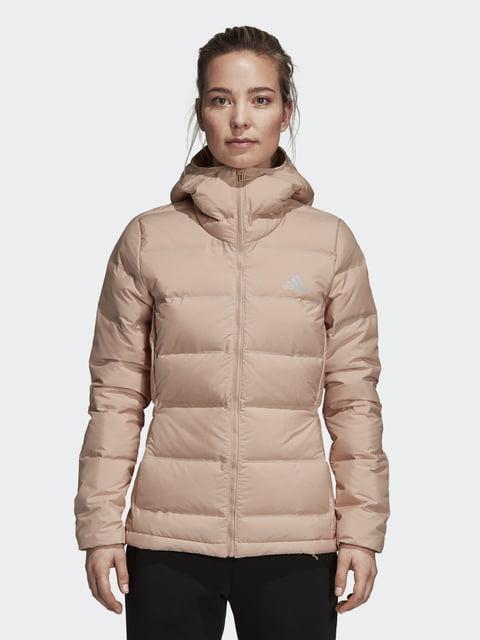 Куртка розовая Adidas 4540345