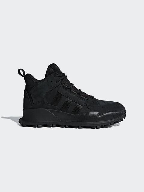 Кроссовки черные Adidas Originals 4492504