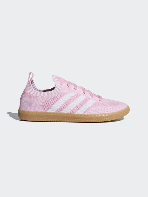 Кроссовки розовые Adidas 4502581