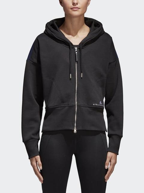 Толстовка черная Adidas 4528185