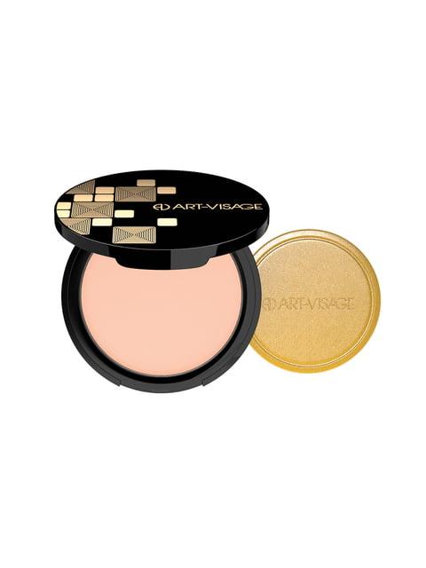 Пудра компактна для сухої шкіри - №02 (7 г) ART-VISAGE 4064416