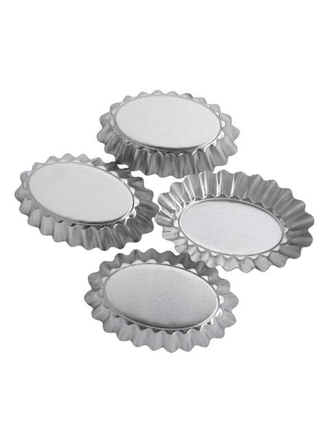 Форма для випічки (70х15 мм), (4 шт.) Trendy 4458356