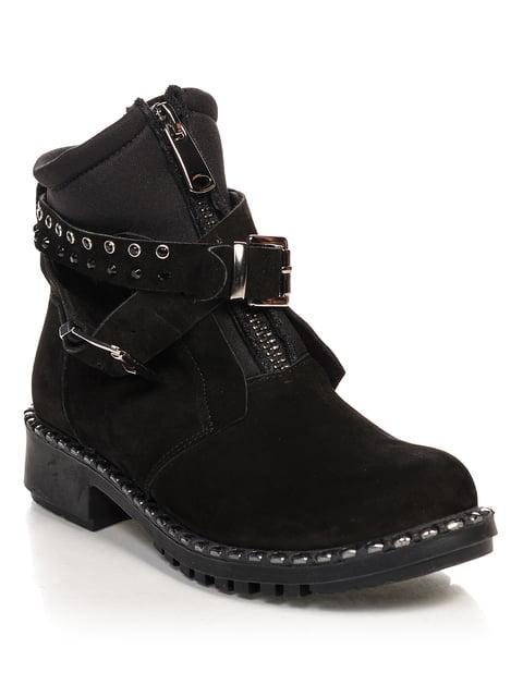 Ботинки черные Rifellini 4548038