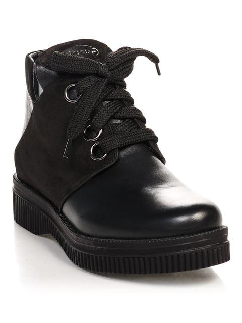 Ботинки черные Rifellini 4548039