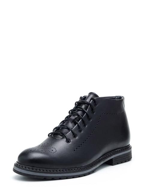 Ботинки черные Broni 4559343